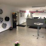 Eingangsbereich Reifenzentrum Eisenloeffel Reifen Leonberg